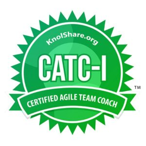 Certified Agile Team Coach (CATC)- I