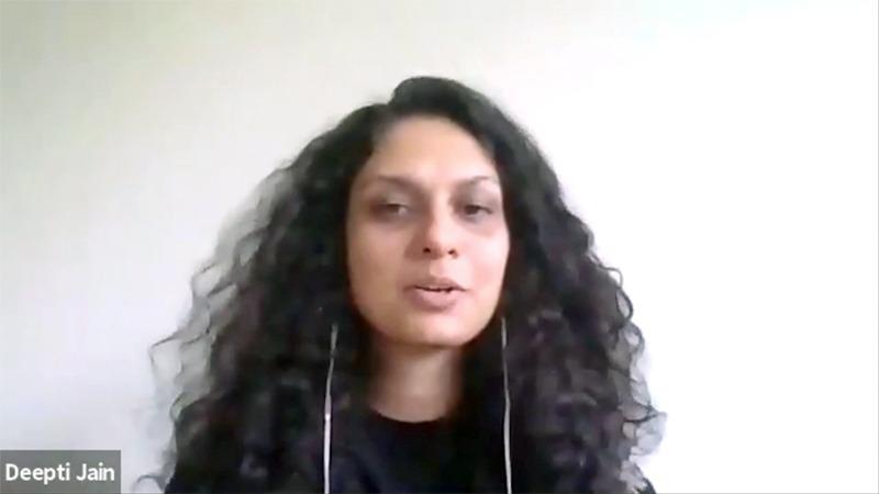 Deepti Jain photo