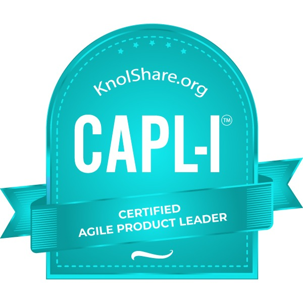 Certified Agile Product Leader-I